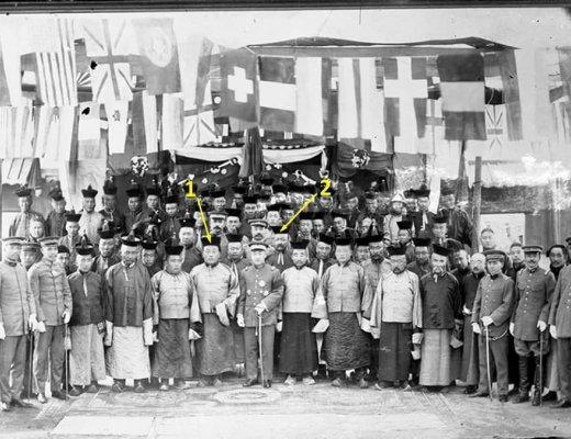 Автономит гадаад монголын засгийн газрын бичиг