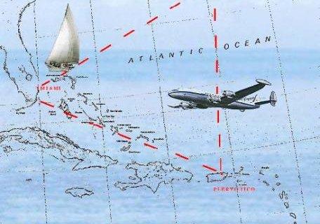 Бермудын гурвалжны нууц