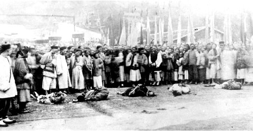 Улаан Малгайтны бослого Монголын түүхэнд эдгэшгүй шарх болон үлдсэн