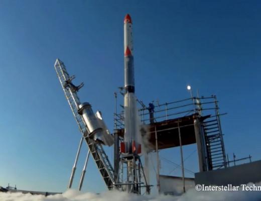 Японы анхны хувийн Momo-3 гэх пуужин сансрын орон зайд хүрсэн