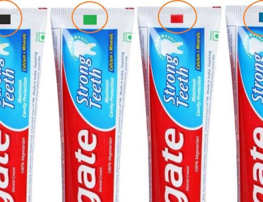 Шүдний OO-ны савны доор байх өнгөт тэмдэглэгээ ямар утгатай вэ?