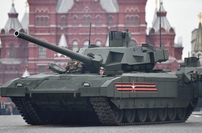 Сүүлийн үеийн Армата танкын эхний багцыг Оросын цэргүүдэд нийлүүлнэ