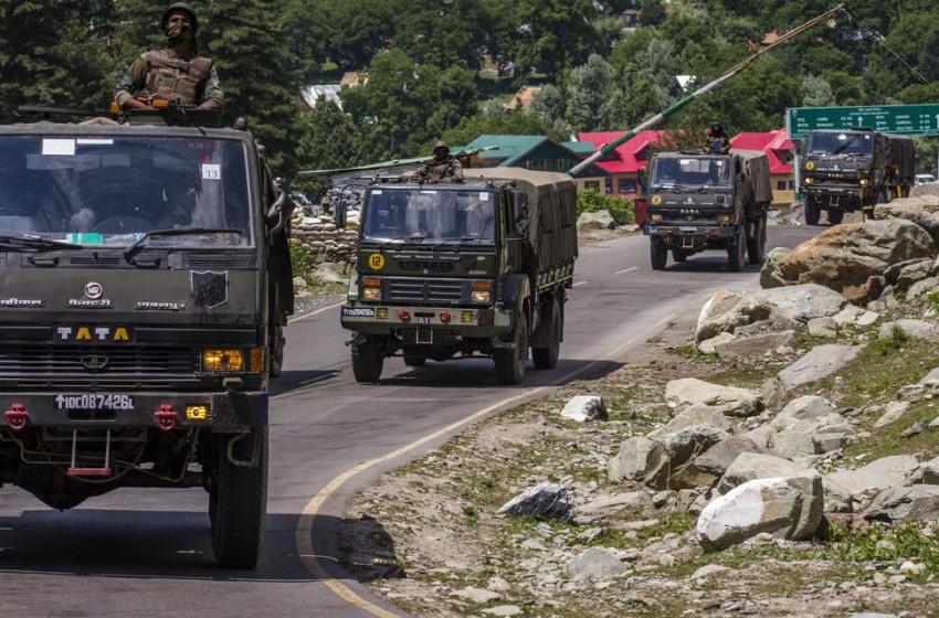 Хил давсан Энэтхэгийн цэргүүдийг эргүүлэн татахыг Хятад шаардав