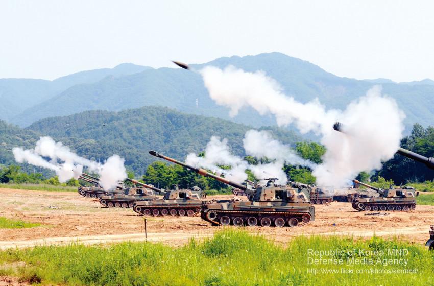 """Энэтхэгийн дараа Австрали улс өмнөд Солонгосоос K9 """"Thunder"""" өөрөө явагч их буунууд авахаар болжээ"""
