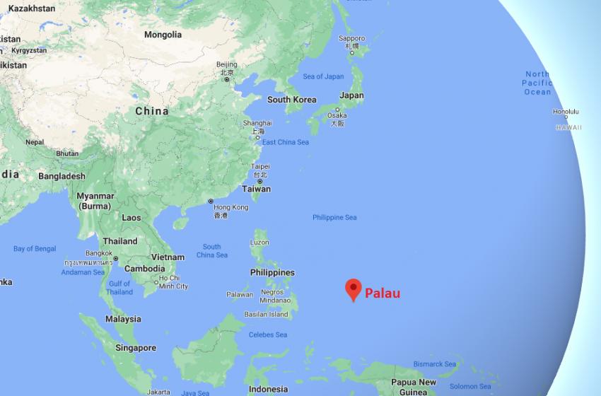 Палау улс АНУ-ын цэргийн баазыг өөрийн нутагт барих хүсэлт гаргажээ