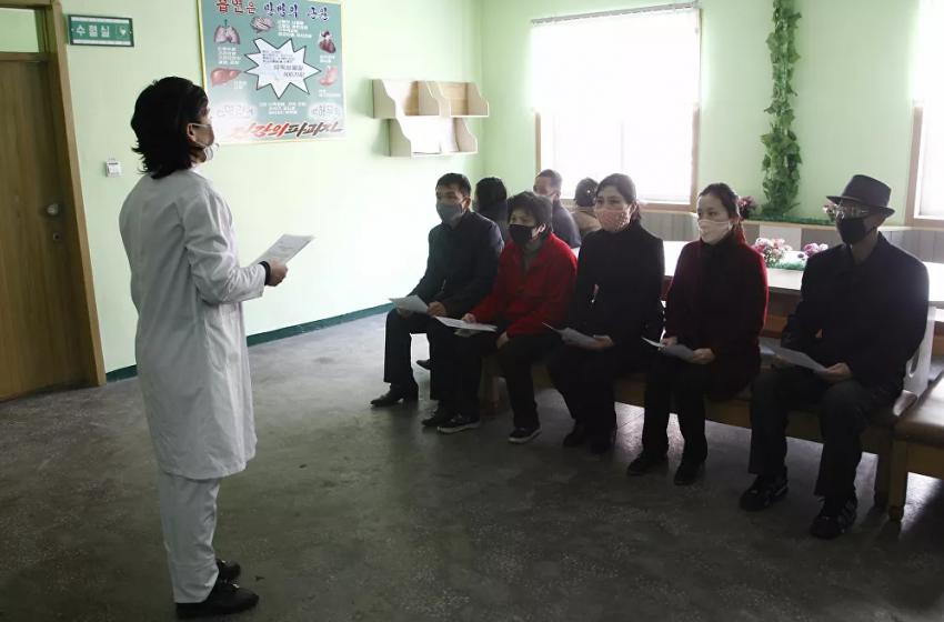 Хятадаас ирж буй шороон шуурга коронавирусыг зөөвөрлөж магадгүй гэж Хойд Солонгосын ерөнхий сайд анхааруулав