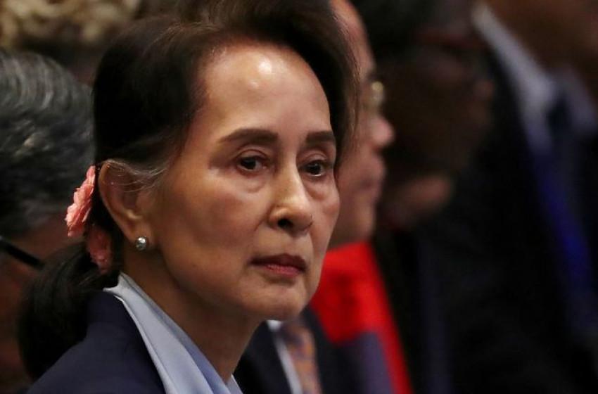 Мьянмарын ерөнхийлөгч Ан Сан Су Чи цэргийнхэнд баривчлагдав